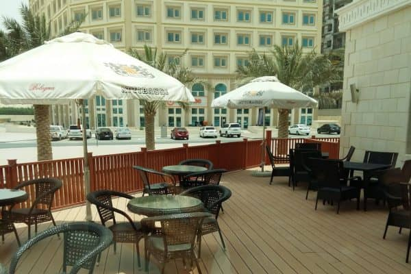 Attibassi Licensed Café - Outdoor and Patio