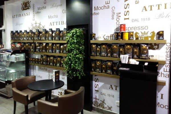 Caffetteria in Licensing Attibassi a Dubai