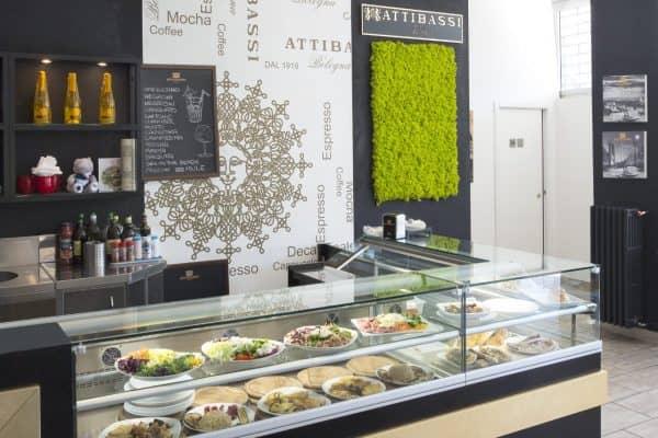 Bancone Caffetteria in Franchising Attibassi