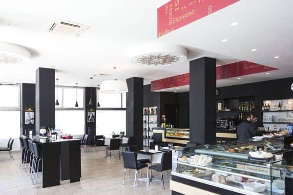 Veduta Caffetteria in Franchising Attibassi