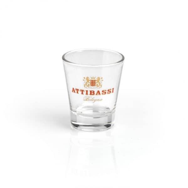 Attibassi - caffeino in vetro